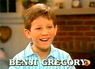 Benji Gregory Heute